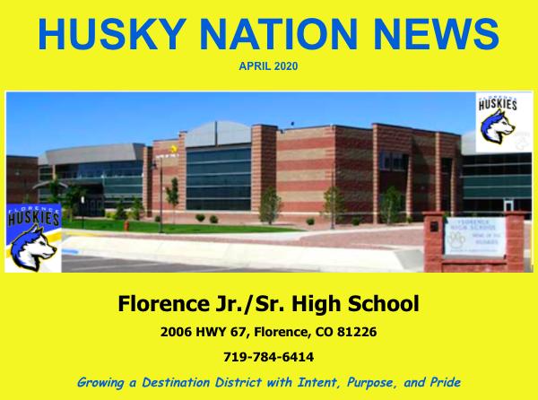 Husky Nation News: April 13th