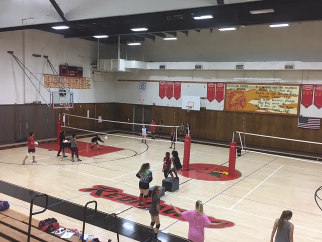 CIF 2017 Volleyball Season Has Started!