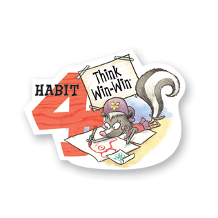 Leader In Me...Habit 4: Think Win-Win