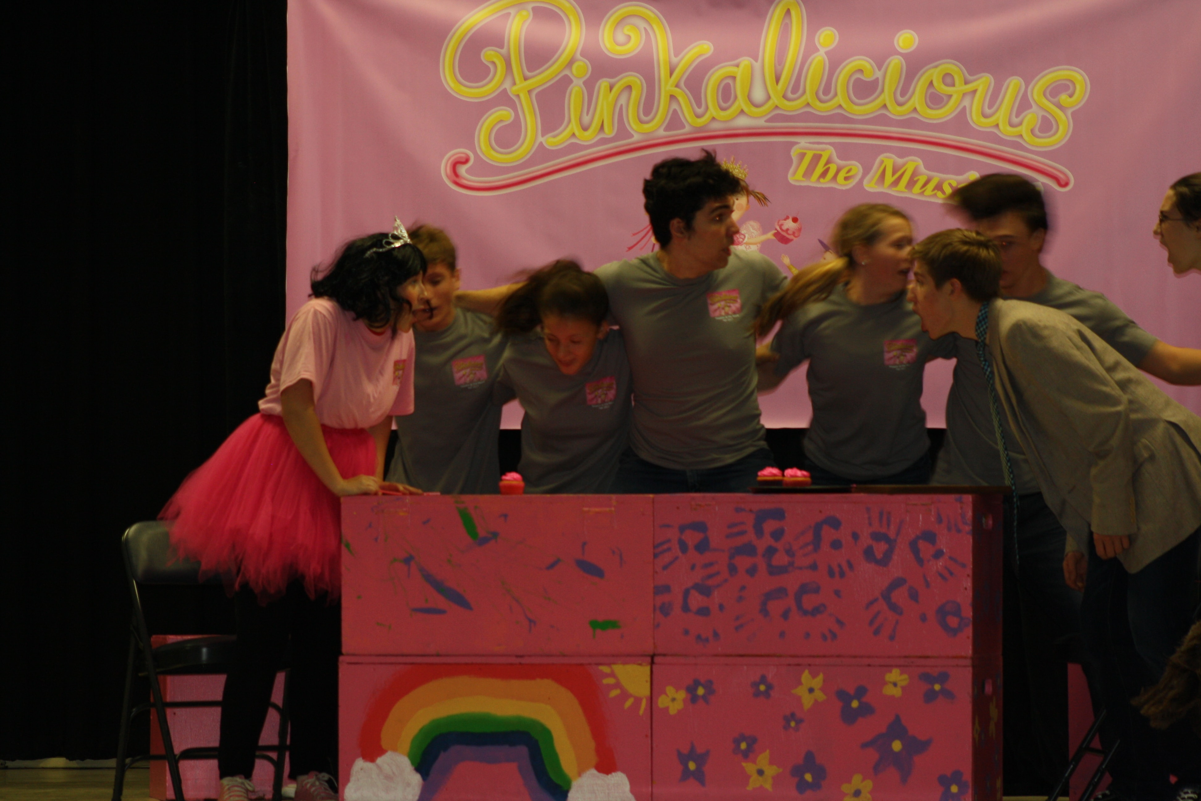 """Pinkalicious"" by Theater at the Mount"