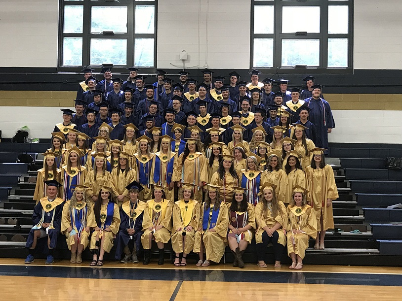 Congratulations to the GHS Class of 2018!!!