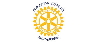 Santa Cruz Sunrise Rotary Donates Book Collection