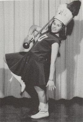 1962 Majorette