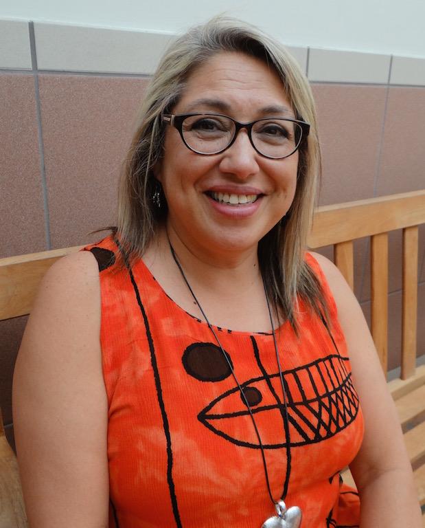 Sandra Garcia is WAMS Teacher of the Year.