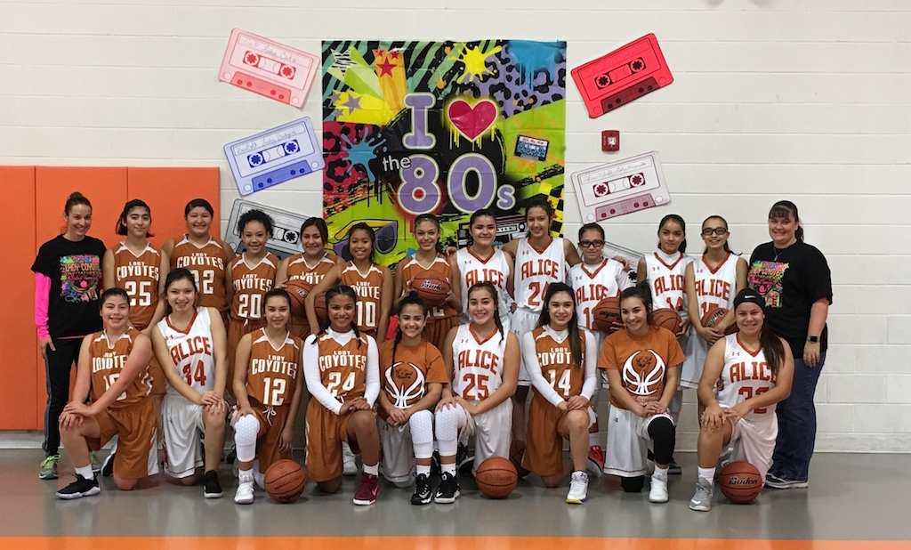 8th Grade Basketball Team