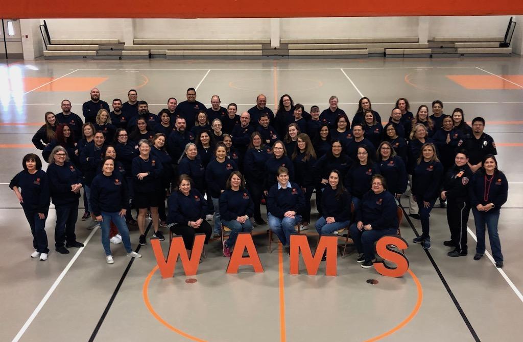 WAMS Staff 2019-2020