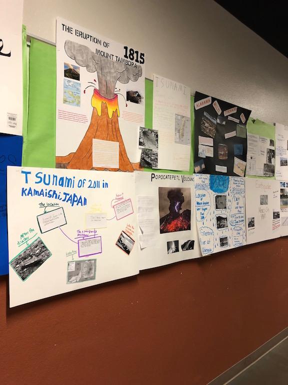 7th Grade Science Classes