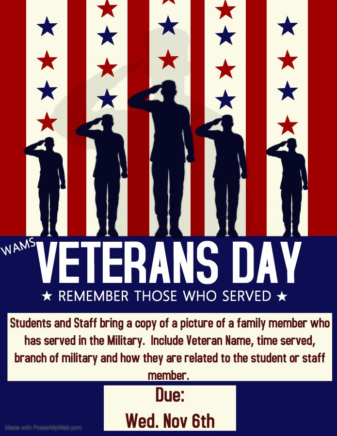 Veterans Day News
