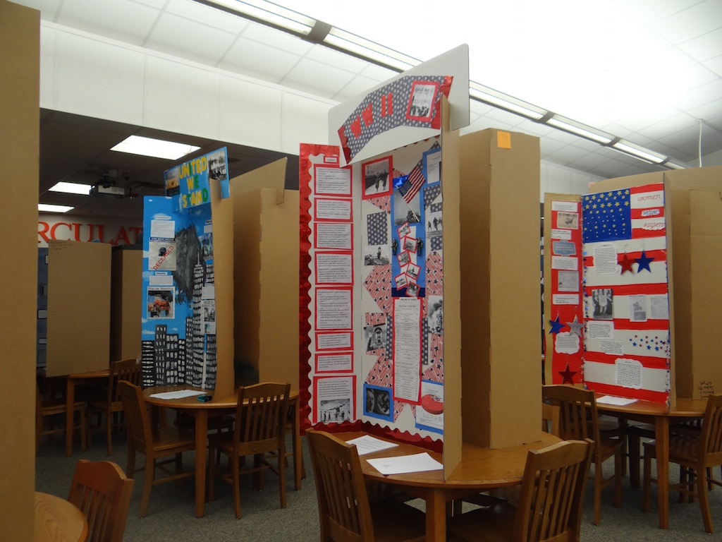 History Fair Boards