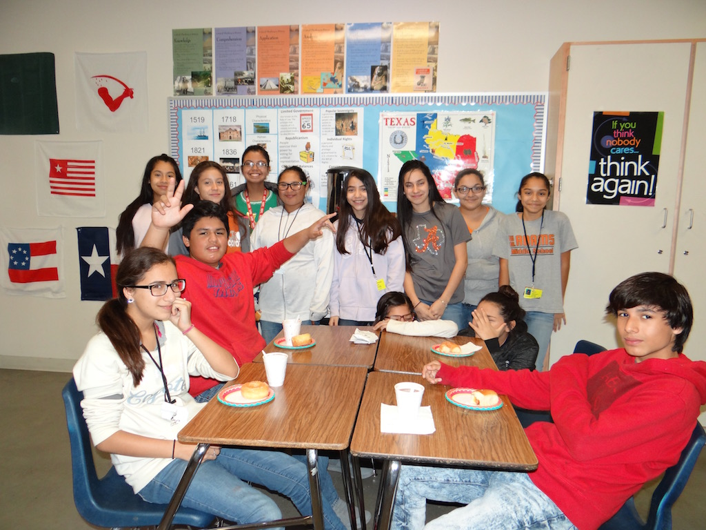 Ms. Ballard's History Class