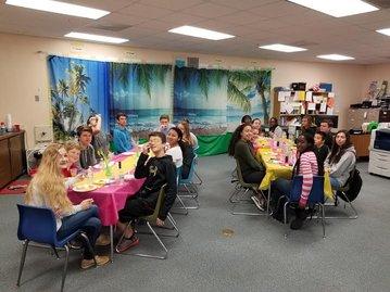 FWES Volunteer Appreciation Breakfast