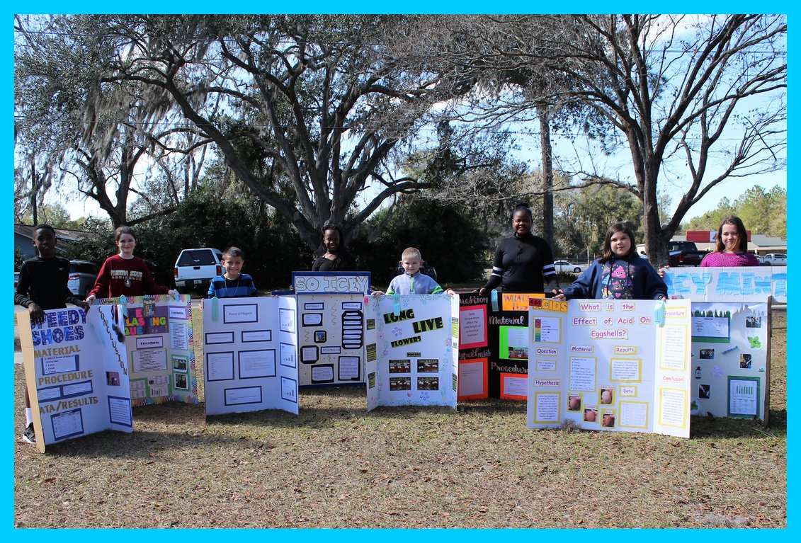 Science Fair: Honorable Mention