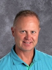 Mr. Douglas Polomis, High School Principal