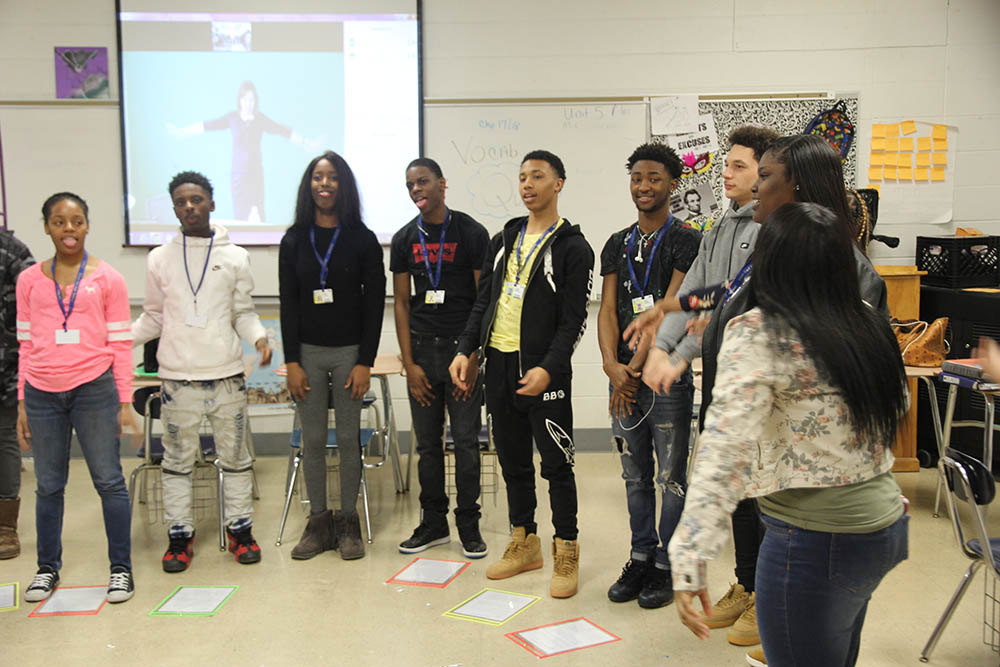 Students Spend Black History Month Learning from Historic and Modern Heroes