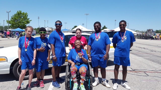 Bloom 206 takes Gold in Special Olympics