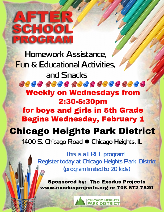 After School Program for 5th graders