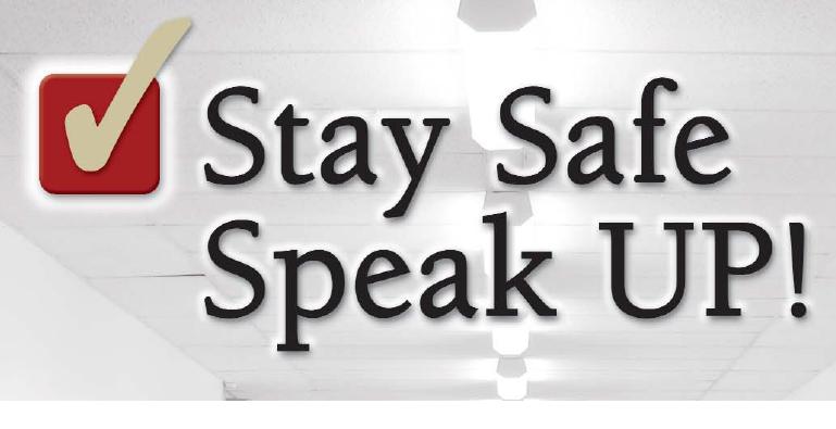 Safe Schools Tipline