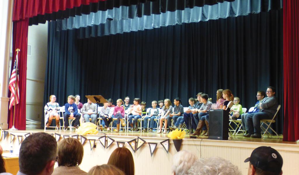 2016-2017 Grayson County Public Schools Spelling Bee