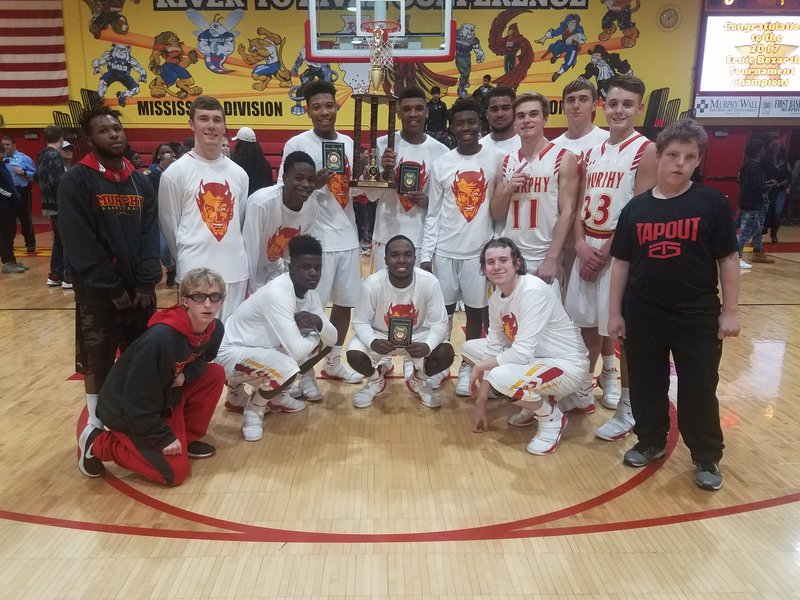 Tournament Champions - Murphysboro Red Devils
