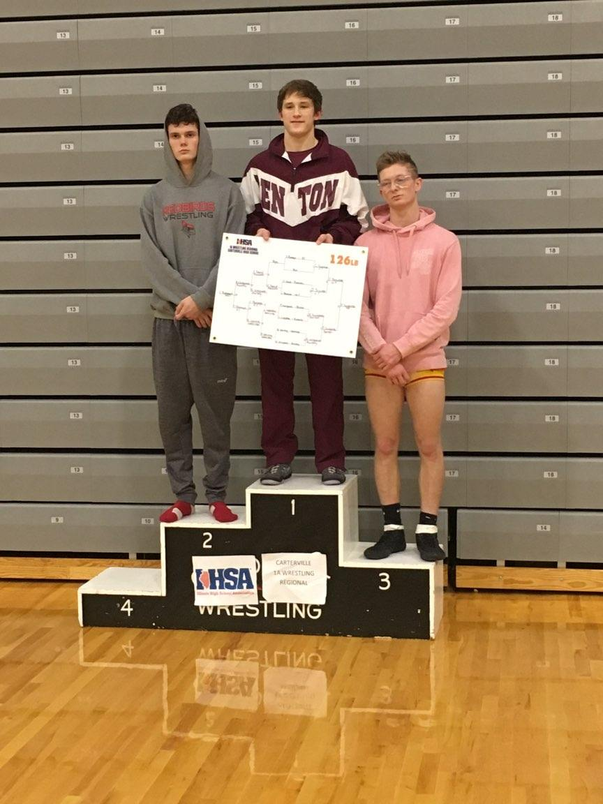 IHSA Sectional Qualifier