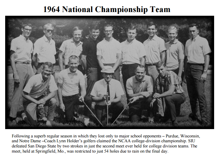 1964 National Champs