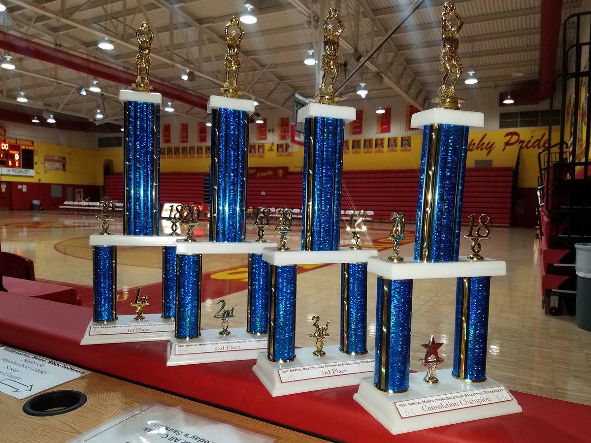 1st Place - Murphysboro Red Devils