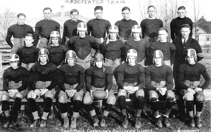 1922 Football Team