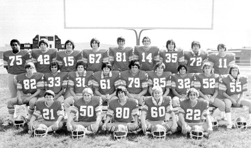 1978 Football Team