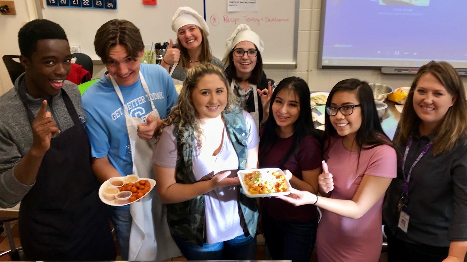 Culinary Arts 2: 2017