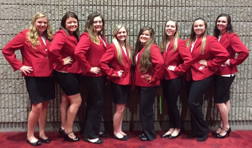 FCCLA 2018: Team Brings Home the Gold and Silver