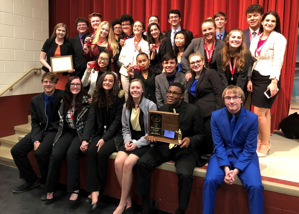 2019 State Champions - East Speech and Debate