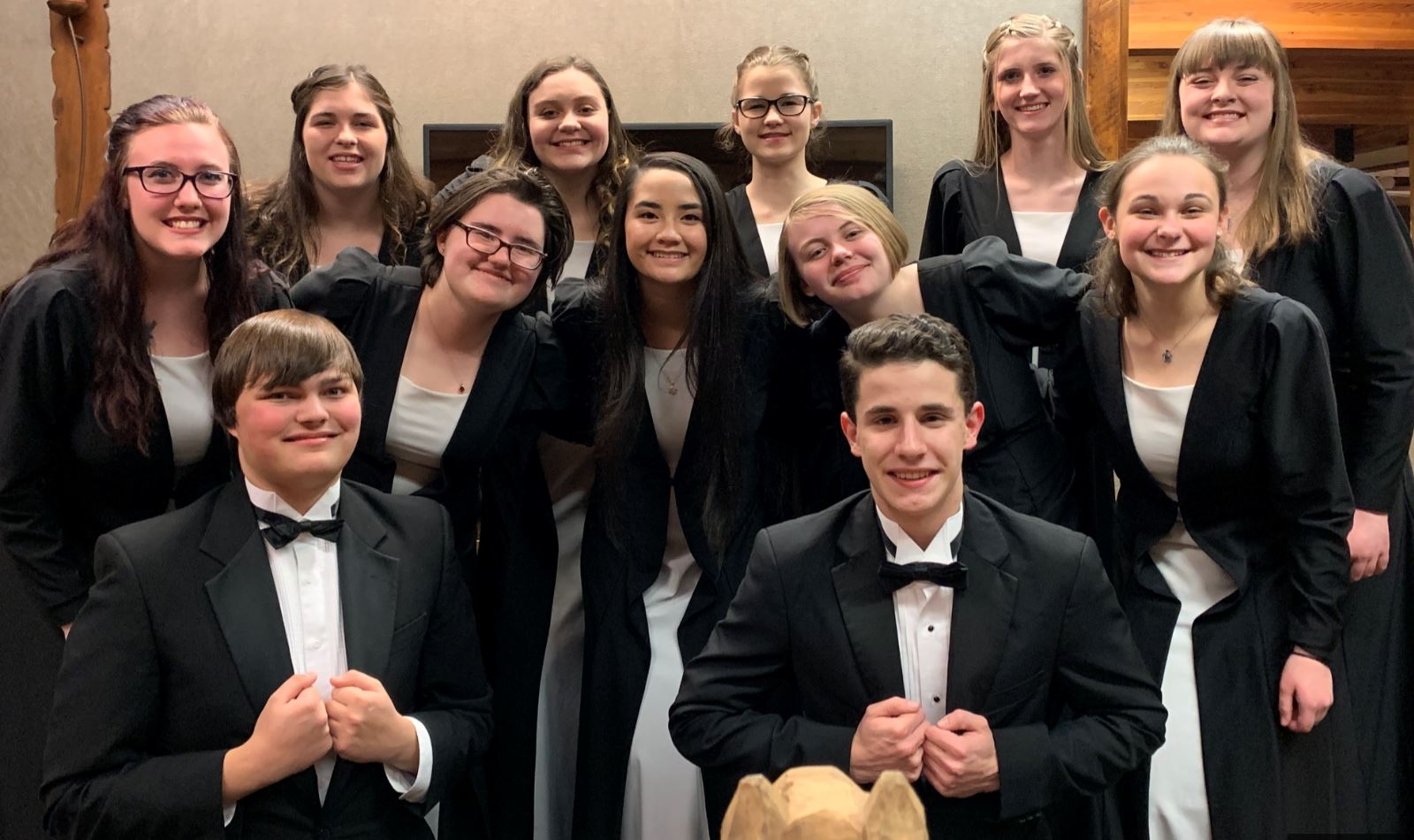 2019 Wyoming All-State Choir