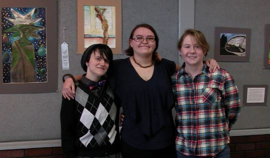 Cheyenne Artist's Guild Honors East Students