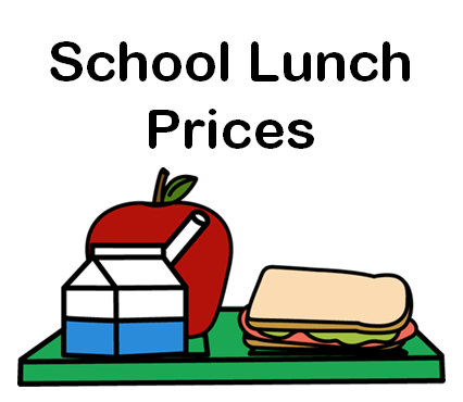 School Lunch Prices
