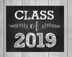 Class of 2019 Information