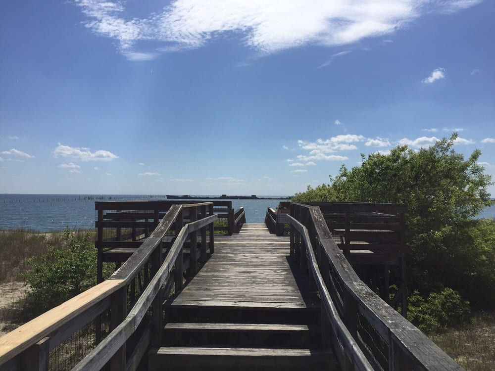 Kiptopeke State Park-Click to learn more
