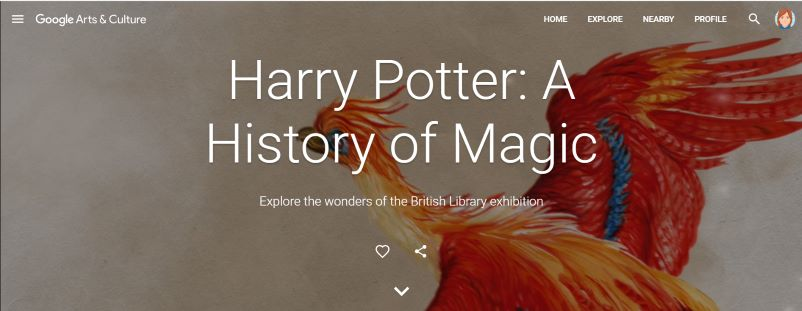 Harry Potter : History of Magic