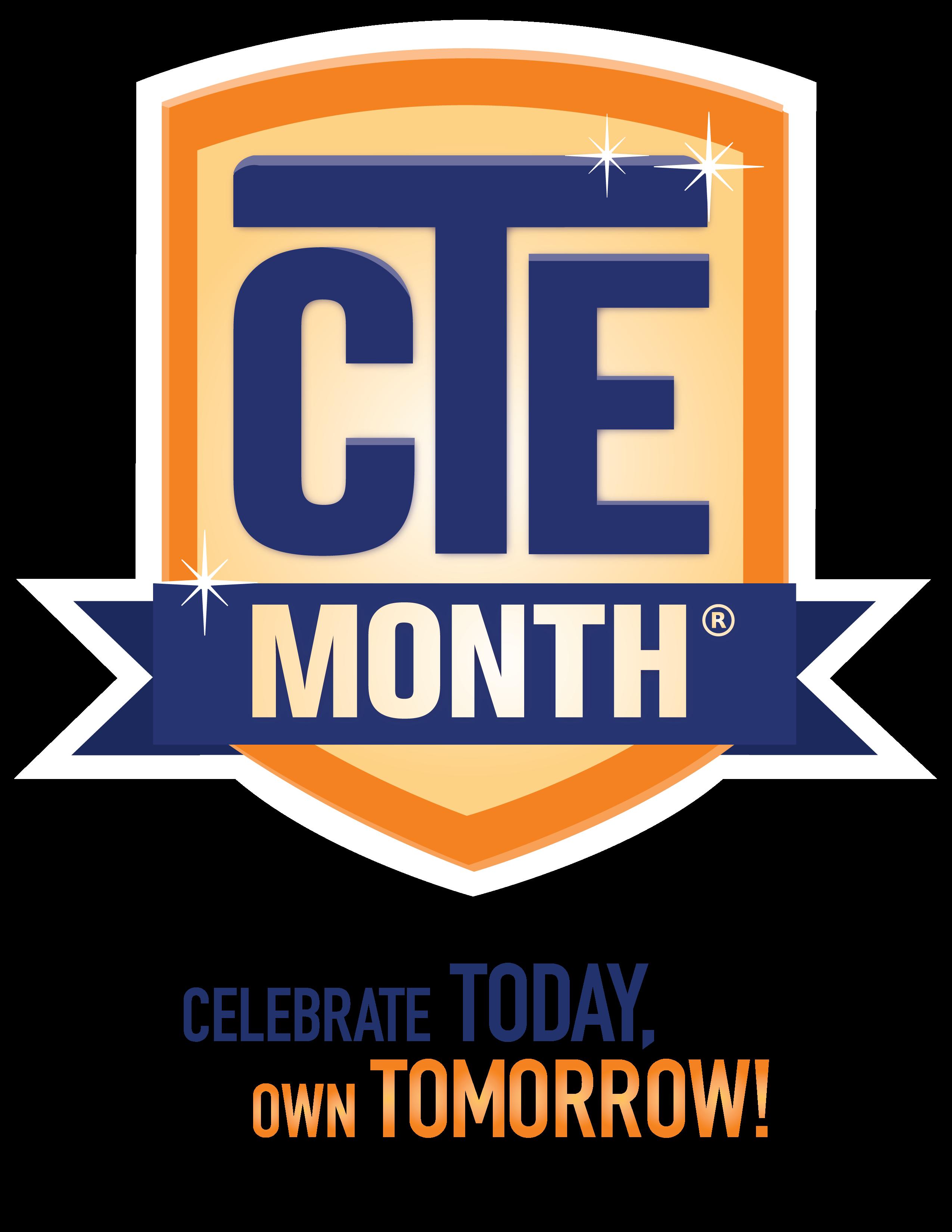 Celebrate CTE MONTH