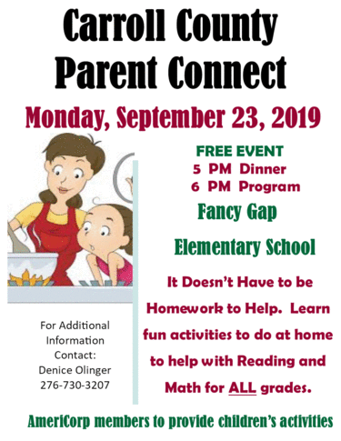 Carroll County Parent Connect
