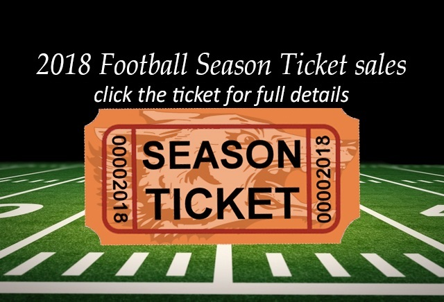 2018 Football Season Tickets