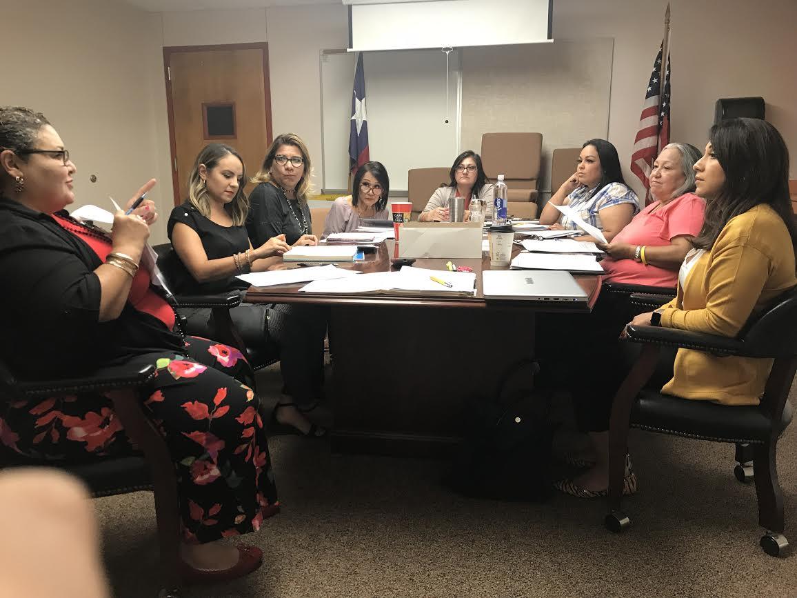 Parent Liaisons August meeting