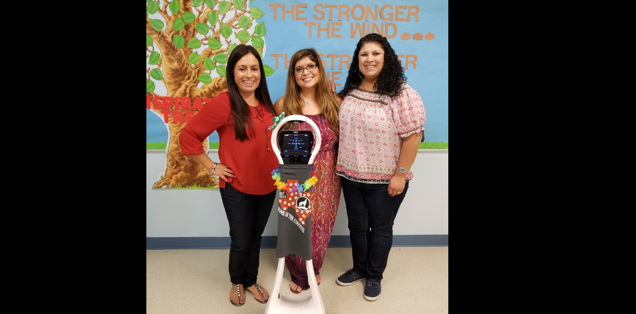 Mrs. Hinojosa, Mrs. DeLaRosa, Mrs. Macias