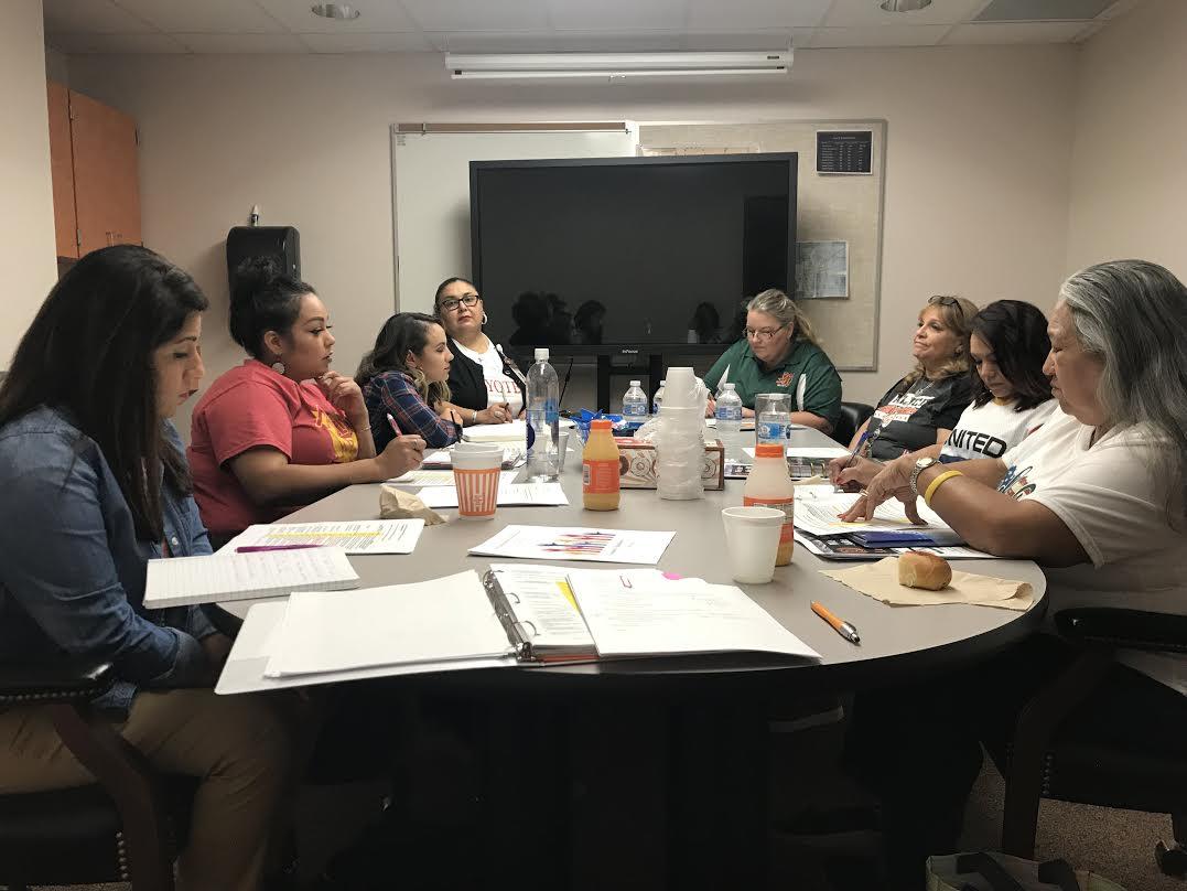 Parent Liaison September Meeting