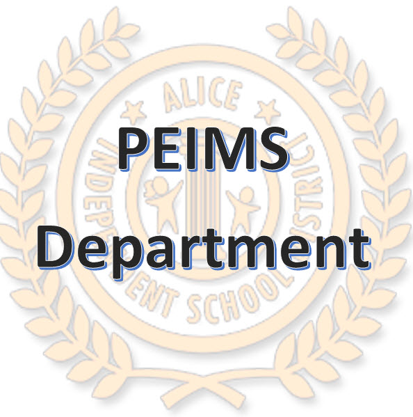 PEIMS Department
