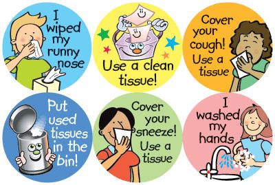 Hygiene Reminders