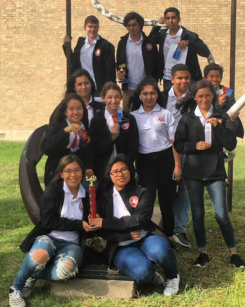 AHS Academic Decathlon earns First Place