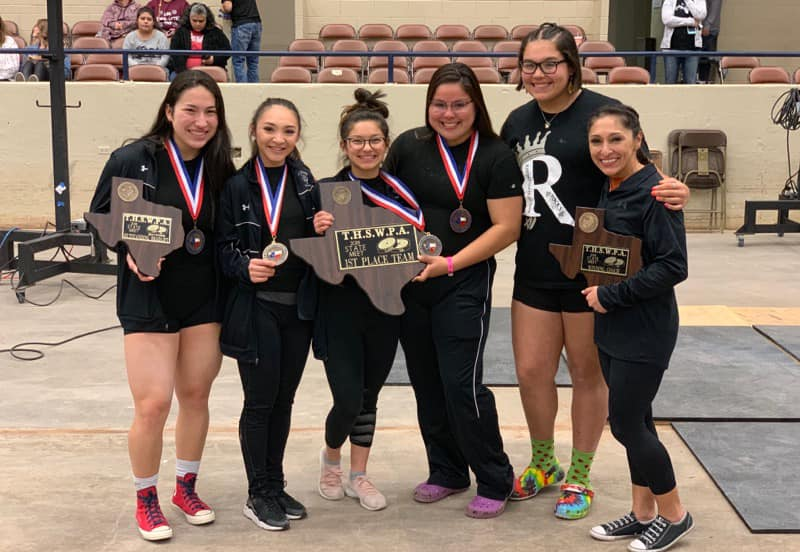 Powerlifting State Champs
