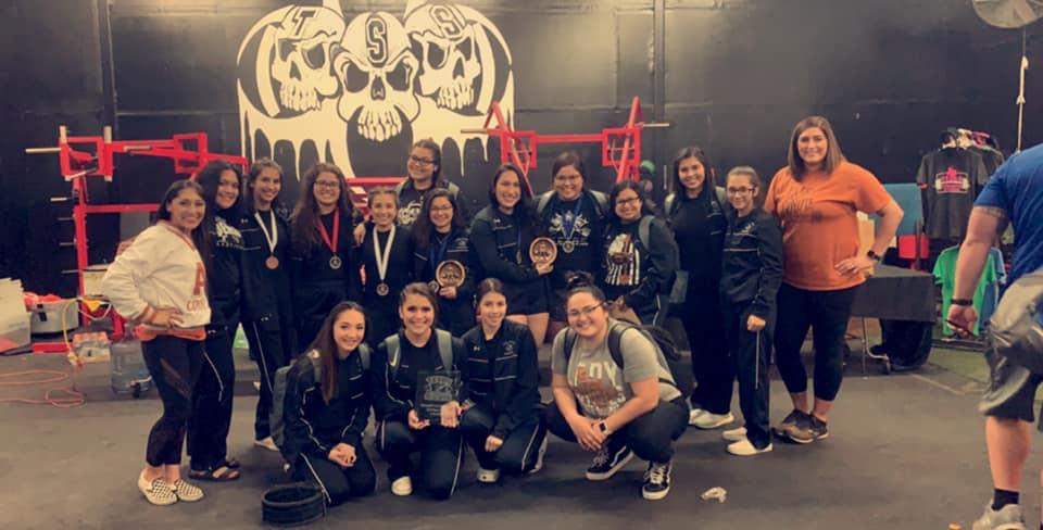 AHS Powerlifting Team brings home 6 medals