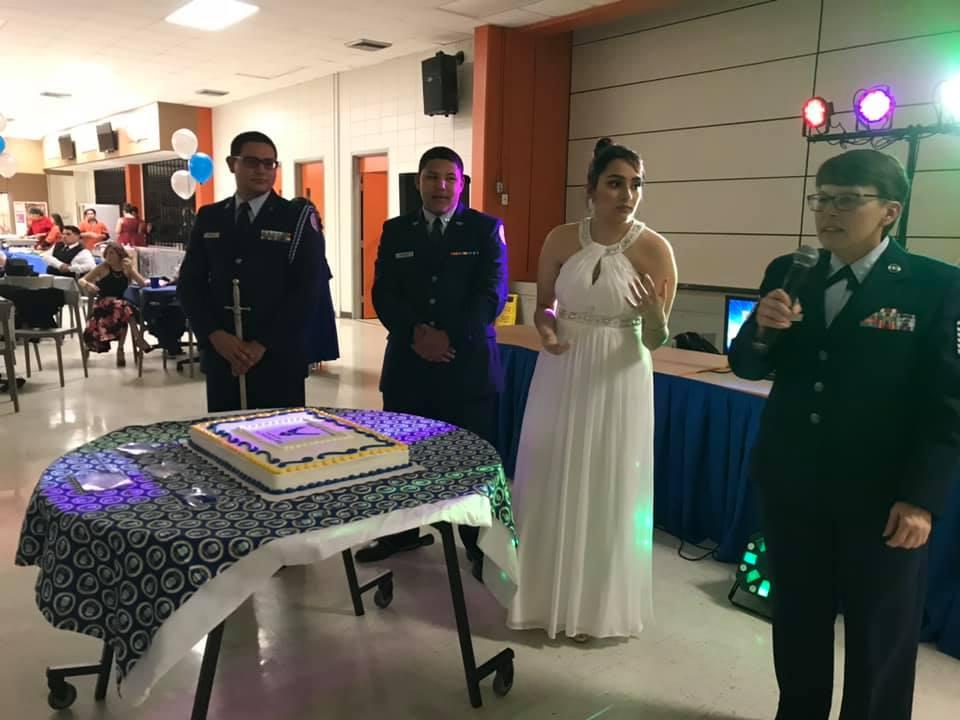 Air Force Jr. ROTC Cadet Ball