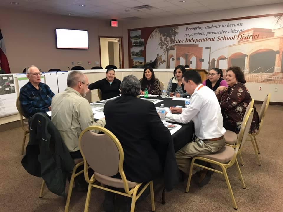 Alice ISD Strategic Planning Facilities Taskforce